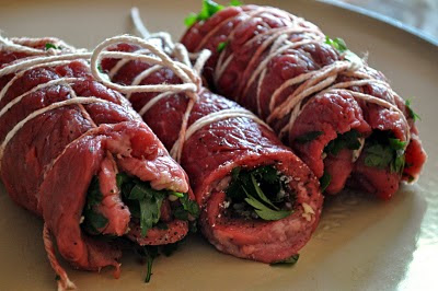Simple And Easy Braciole Only 6 Ingredients Then Add Your Own